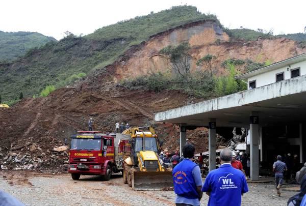 Chuvas em Ouro Preto